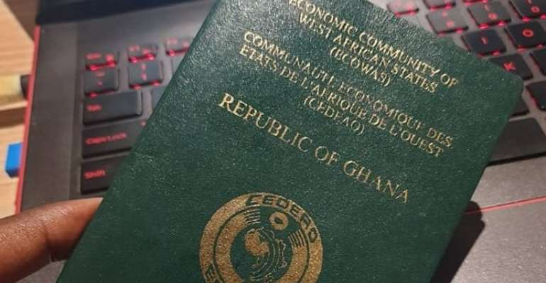 We'll Introduce Chip-Embedded Passports — Akufo-Addo