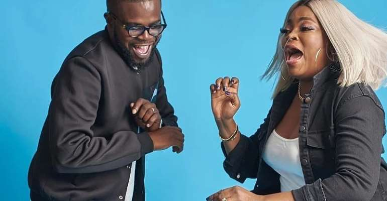 See what Nigerian sitcom star Funke Akindele says to ladies on her 5th marriage ceremony