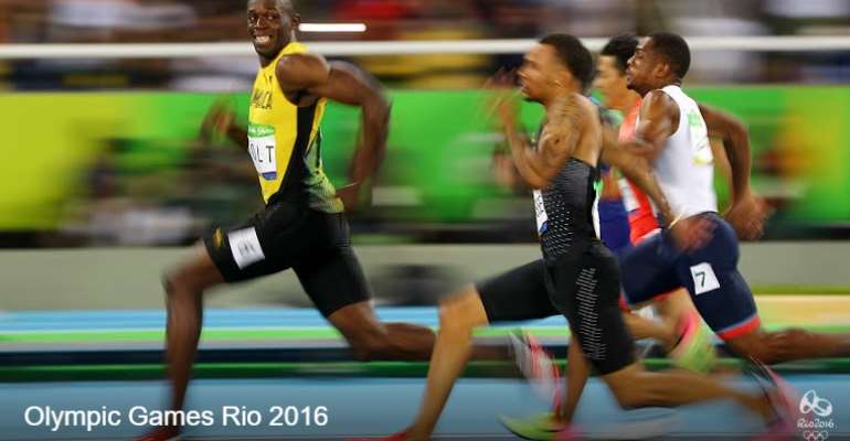 Conversation – Olympics Style
