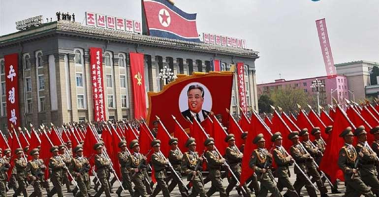 The Not-So North Korean Showdown