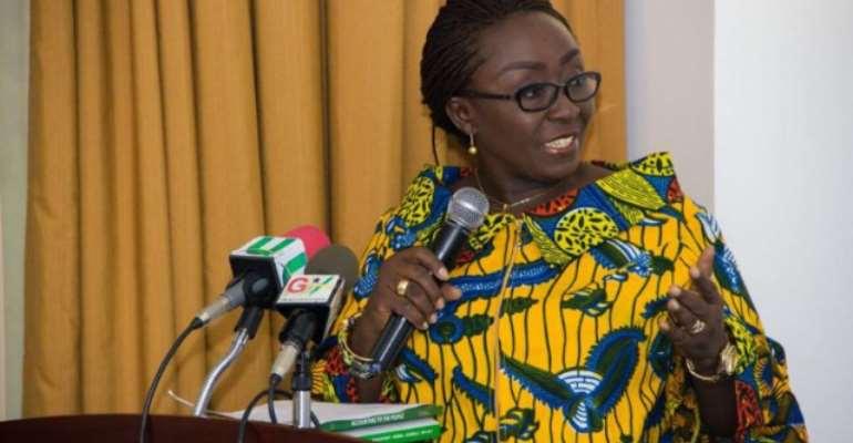 Ketu-South: Dzifa Gomashie wins primary in NDC's 'World Bank'