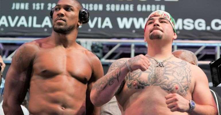 I Will End Anthony Joshua's Career – Andy Ruiz Jr Warns