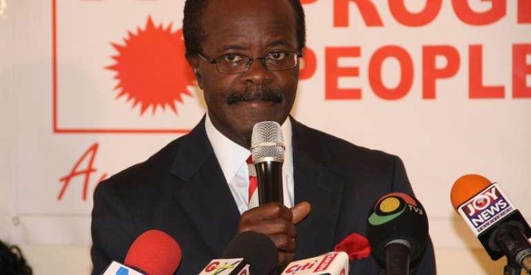 Dr. Paa-Kwesi Nduom