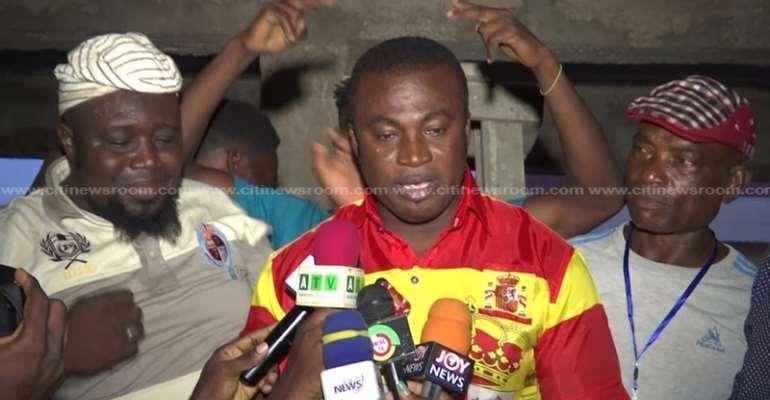 Fisherman beats former gov't appointees to win NDC primary in Sekondi