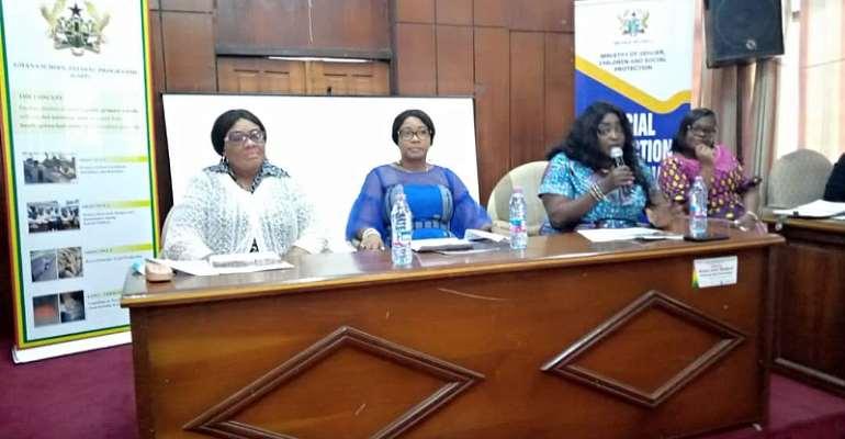 School Feeding: Gender Ministry Engage Stakeholders In Kumasi