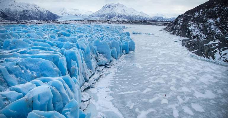 Our Vanishing World: Glaciers