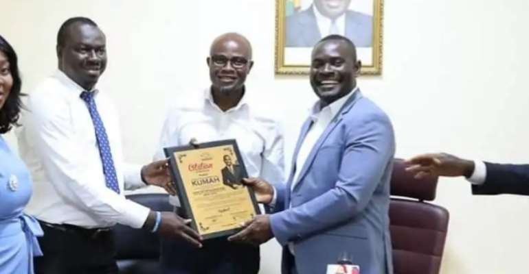 NEIP CEO Adjudged The Most Outstanding And Influential Leader