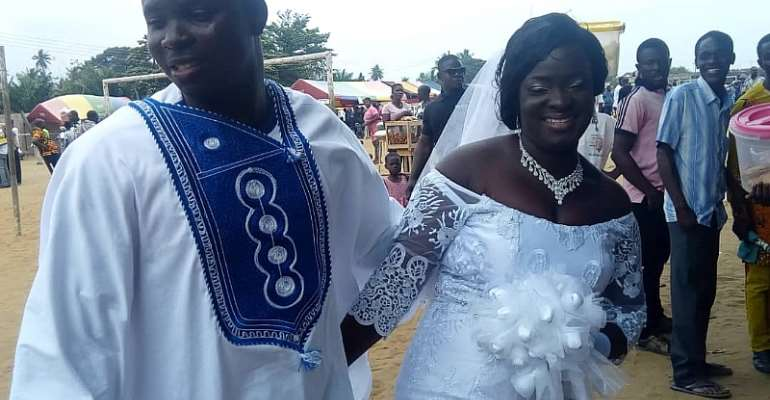 NDC Primaries: Couple 'Abandon' Wedding To Vote