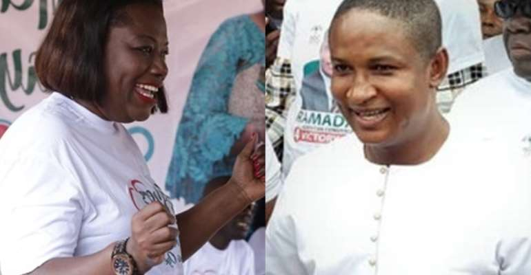 #NDCDecides: Delegates snub Oye Lithur for Adamu Ramadan in Adentan