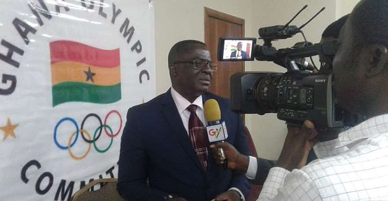 GOC President Wants Exposure And Best Training For Qualified Olympic Athletes