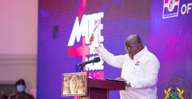 NPP Manifesto Was Stolen In 2016, It Was Found And Others Were Using It– Charles Bissue