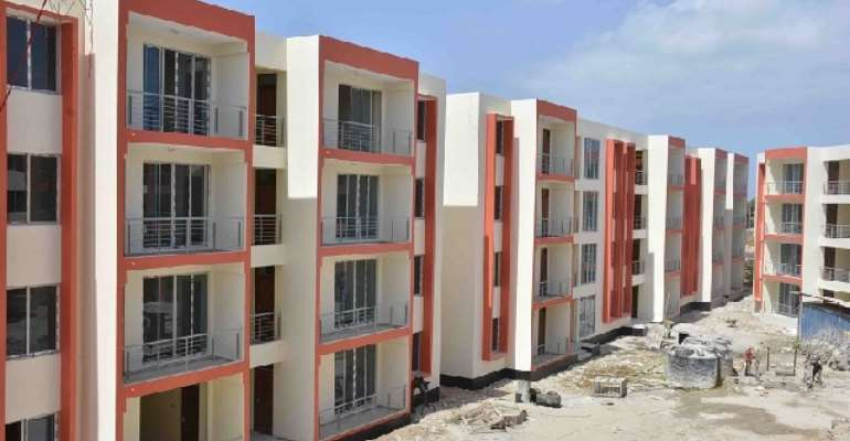Low, Middle-Income Housing Coming – NPP Promise Ghanaians