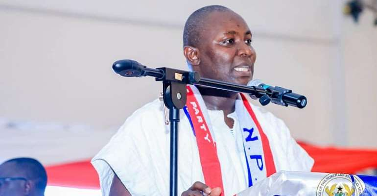 """Dr. Anyars Replies Mahama """"If You Are Thinking Okada, Then God Be Your Guide"""""""