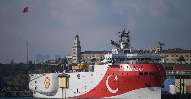 Turkey pursues Mediterranean gas exploration despite outcry from Nato allies