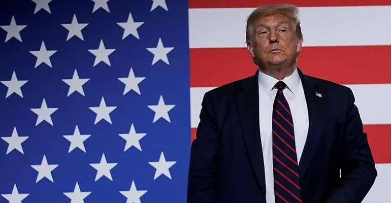 Republicans Nominate Trump For 2nd Term