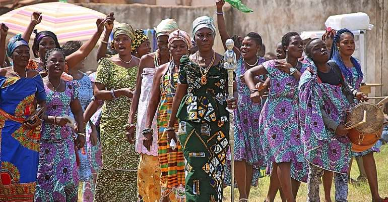 Women traditional leaders are a key part of community development - Source: