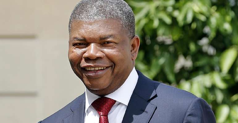 Joao Lourenco, president of Angola. His promise to hold municipal elections this year has come to naught. - Source: Chesenot/Getty Images
