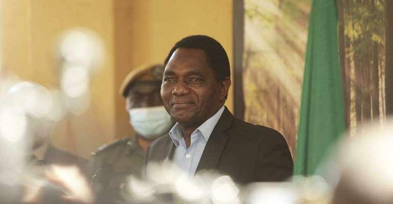 © Tsvangirayi Mukwazhi/AP