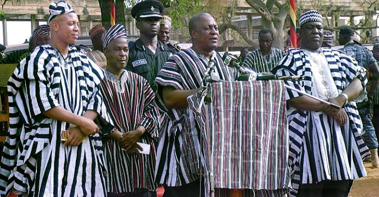 A Rejoinder: The Bole And Kong Schism - All You Need To Know