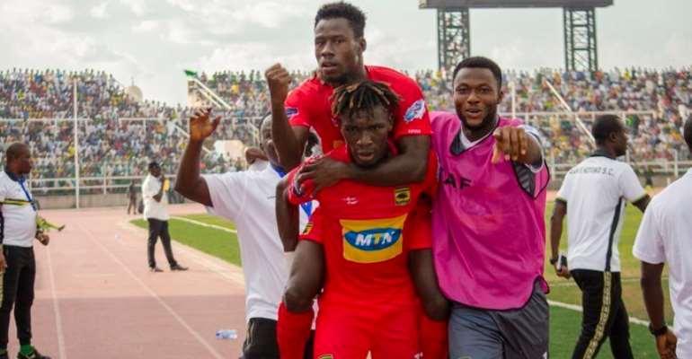 CAF Chamapions League: Kotoko To Play Etoile du Sahel In Next Round
