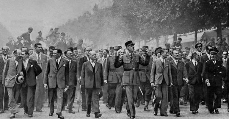 Thousands to mark 75th Paris liberation anniversary
