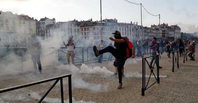 Thomas Samson/AFP
