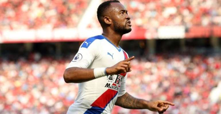 The Crucial Role Roy Hodgson Handed Jordan Ayew To Help Inspire Manchester United Win