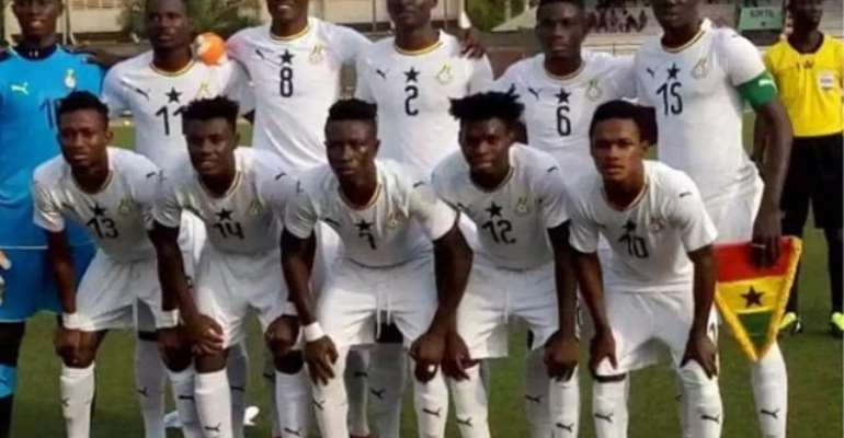 African Games: Ghana 2-4 Mali: Black Satellites Crash Out