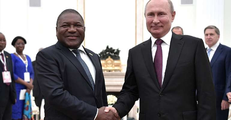 Russia Readies To Boost Cooperation With Mozambique
