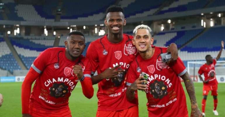 Ghanaian-Born Qatari Forward Mohammed Muntari Wins Qatar Stars League With Al-Duhail SC