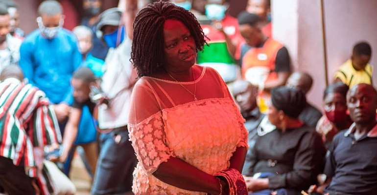 'The Killings, Violence Are Getting Out Of Hand' – Jane Naana Bemoans Insecurity