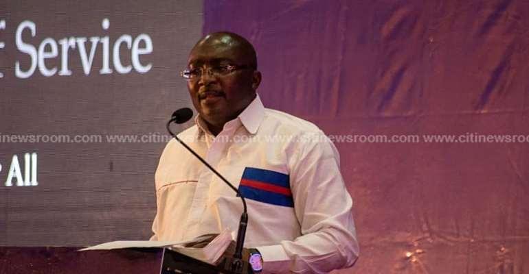 We Saved Deposits Of 4.6m Ghanaians – Bawumia