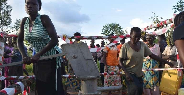 Towards Water Security in Africa