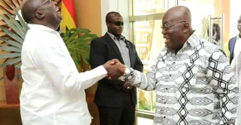 We're Not In NDC's Kind Of Comfortable Lead, Our Work Speaks For Itself – Bawumia