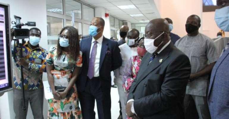 We'll Make Ghana A Financial Hub — Akufo-Addo