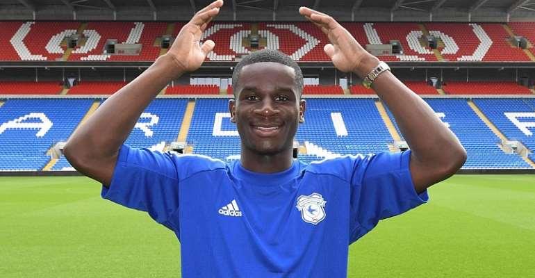 Cardiff City Seal Loan Signing Of Jordi Osei-Tutu