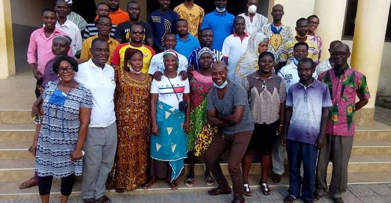 We'll Reward Members For Their Sacrifice - NDC Deputy Organizer