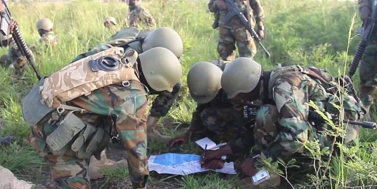 G/R: Soldiers, Residents Of Dome Faase In Critically Condition After Bloody Clash Over Land Ownership