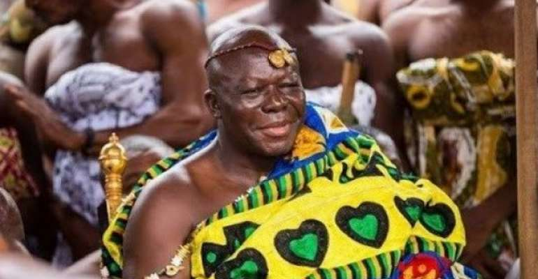 Otumfuo Charges GPRTU To Help Reduce Road Carnages