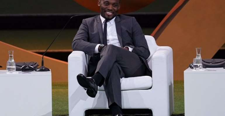 Ex-Ghana and Chelsea midfielder Michael Essien to assist in UEFA Champions League draw
