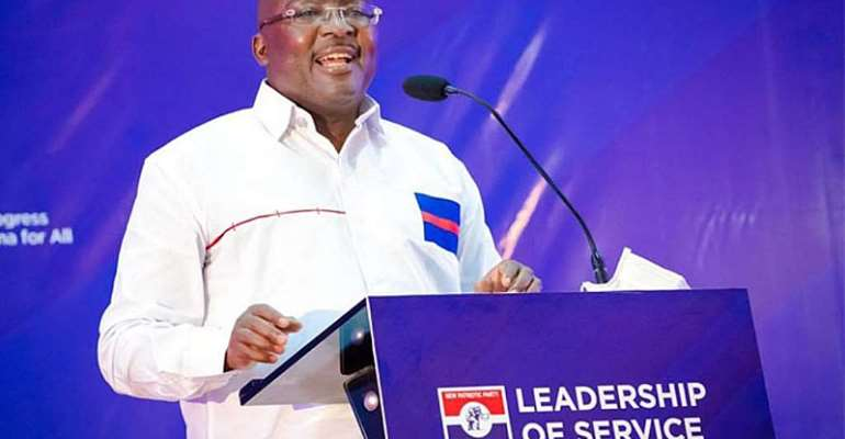 Bono NPP thanks Bawumia for supporting delegates conference