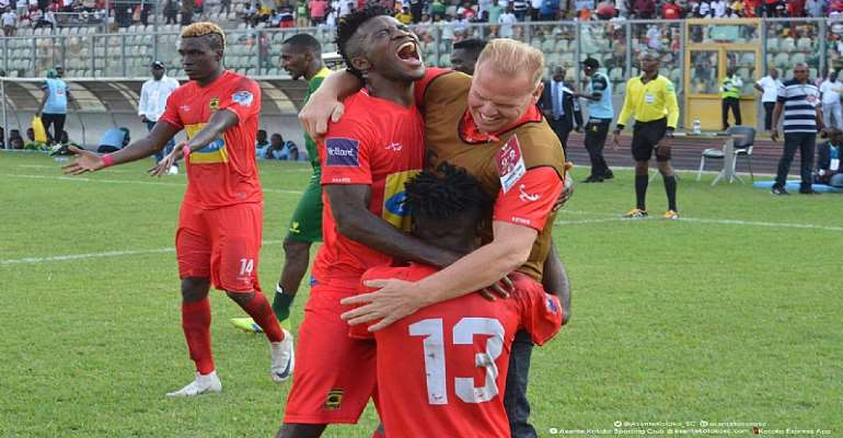 Caf Champions League Wrap: Enyimba Trounce Rahimo, Gor Mahia Win Big, Pillars Knocked Out
