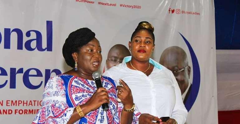 We Will Adopt NPP Loyal Ladies - Ashanti NPP Parliamentary Caucus Chairperson