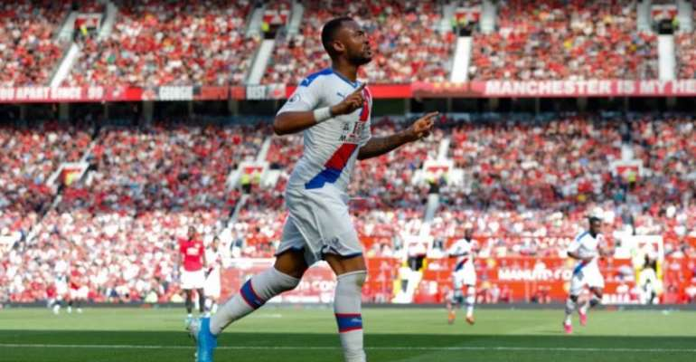 Jordan Ayew Praises Crystal Palace Supporters After Manchester United Victory