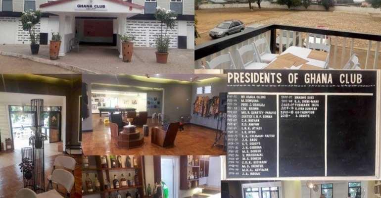 Saving Ghana Club 1947 to the Present