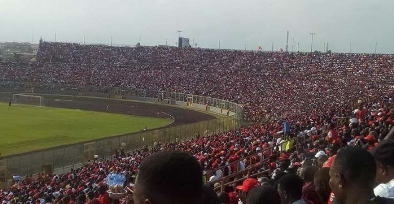 REVEALED: Kotoko Pockets A Whopping $110,000 From Gate Proceeds After Kano Pillars Match