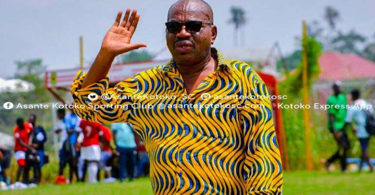 'GH¢590,480.00 As Gross Is Not Enough' - Kotoko CEO George Amoako