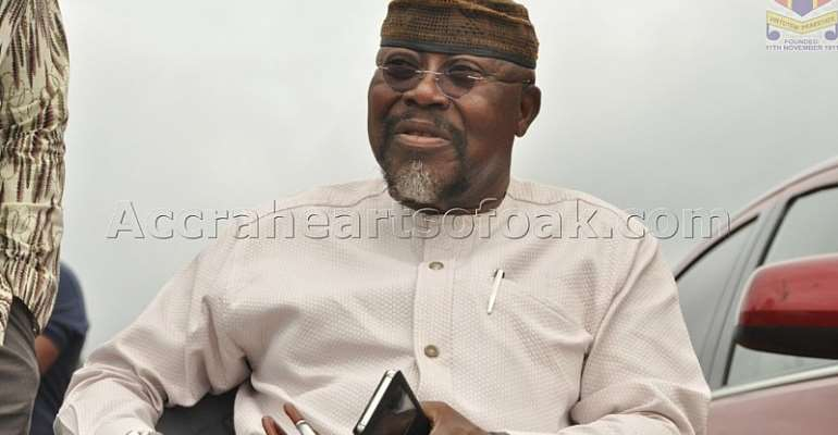 Dr Nyaho Tamakloe Tips Former Ghana FA Veep As The Best Candidate For FA Seat
