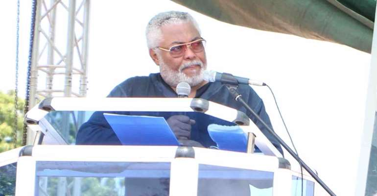 AG, Special Prosecutor must collaborate to fight corruption – Rawlings