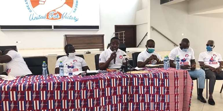 Mahama Promised To Pay Us In His 2012 Manifesto Page 93, He Abandoned Us, Now He's Back Again And It Hard To Believe Him — Accra Assemblymembers